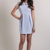 Julia Collar Dress