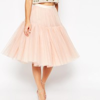 Needle & Thread Voluminous Tulle Ballet Skirt at asos.com