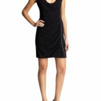 Zip Fron Shirred Dress (Juicy Couture)