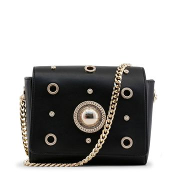 Versace Jeans Black Crossbody Bag