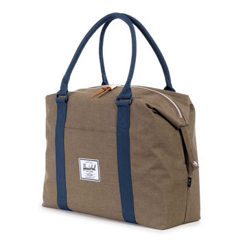 Herschel Supply Co.: Strand Duffle Bag - Beech Crosshatch / Navy
