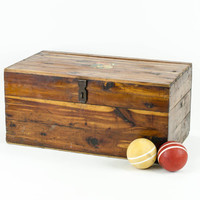 Vintage Small Cedar Chest /  Child's Toy Chest