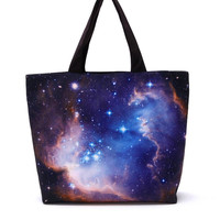 Galaxy Shoulder Bag For Women