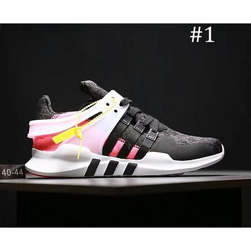 ADIDAS EQT SUPPORT ADV woven upper breathable running shoes F-AHXF #1