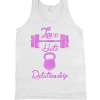 White Tank | Cute Workout Shirts