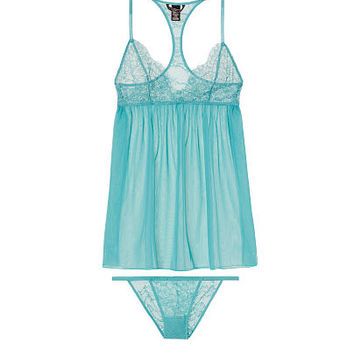 Racerback Tricot Babydoll - Dream Angels - Victoria's Secret