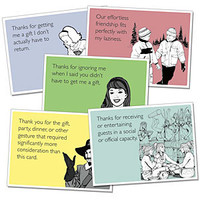 Snarky Greeting Cards