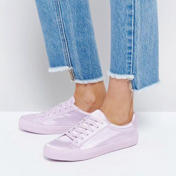 ASOS DAREY Lace Up Trainers at asos.com