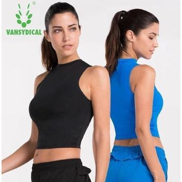 Dry Fit Womens Yoga Top