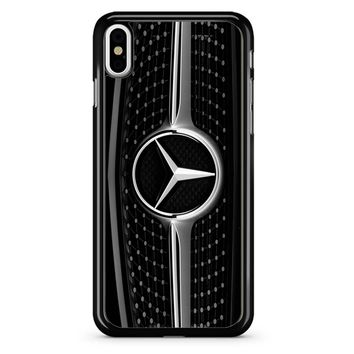 Mercedes Grill iPhone X Case