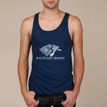 Bullies Are Coming Tank Top