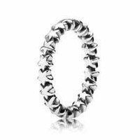 Authentic Pandora Jewelry - Star Trail Ring