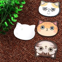 Kawaii Cat Mini Pocket Mirror