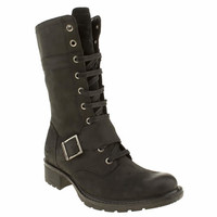 womens timberlandblack charles st mid boots
