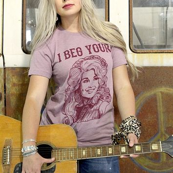 Beg Your Parton T-shirt
