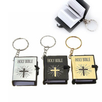Keychain Mini Bible  English HOLY BIBLE