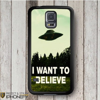 I Want To Believe Samsung Galaxy S5 Case|iPhonefy