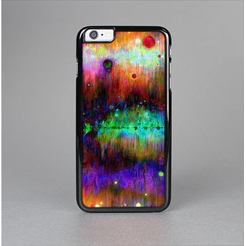 The Neon Paint Mixtured Surface Skin-Sert Case for the Apple iPhone 6