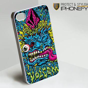 Volcom Face Jimbo Phillips iPhone 4[S] Case|iPhonefy