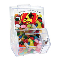 Jelly Belly Mini Bean Bin with Jelly Beans and Scoop | CandyWarehouse.com Online Candy Store