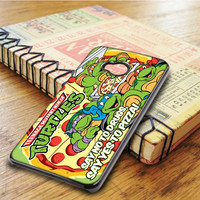 Tmnt Ninja Turtle Say Yes To Pizza HTC One M7 Case