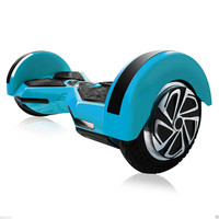 New 2016 Version Bluetooth Enabled Self Balancing Scooter with LED Lights Everywhere