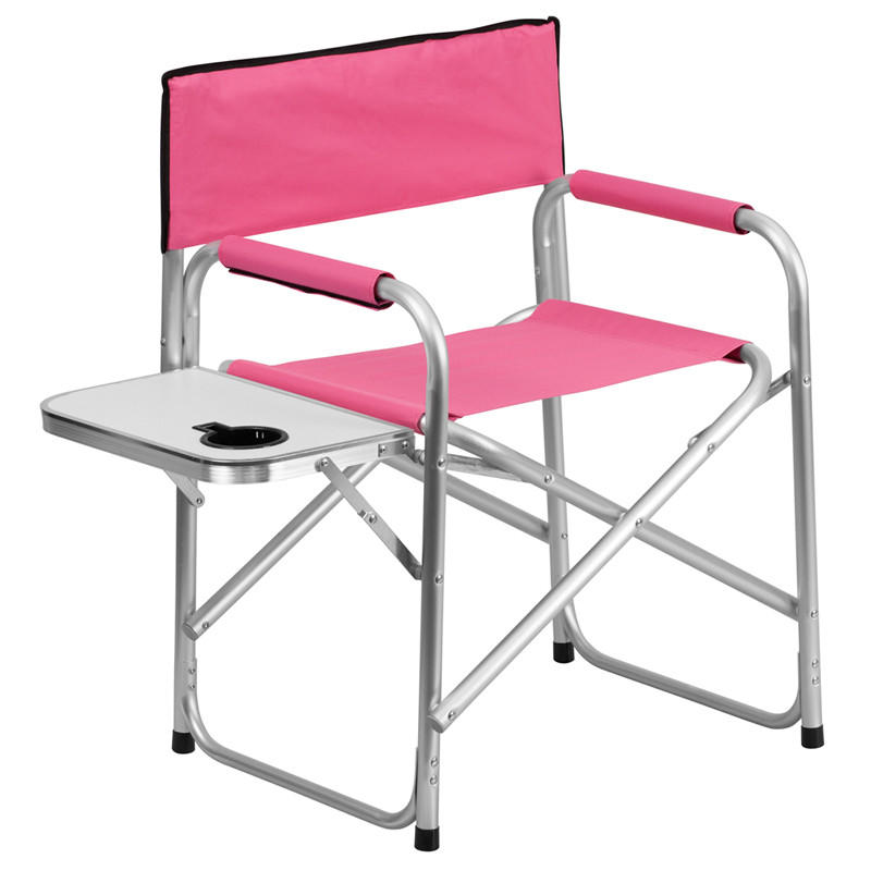 Etonnant Aluminum Pink Camping Chair From Contemporary Furniture Warehouse