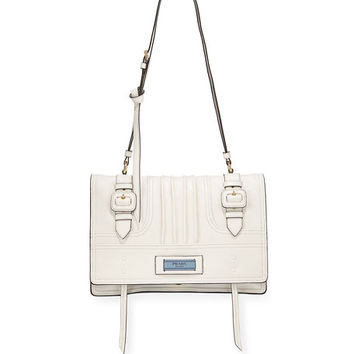Prada Medium Etiquette Patch Shoulder Bag