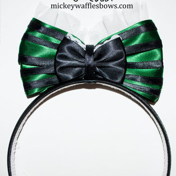 Haunted Mansion Maid Headband