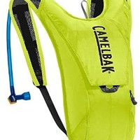 Camelbak Hydrobak 50-ounce Lightweight Mesh Hydration Pack (Lemon Green)