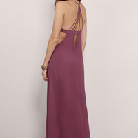 To Be Adored Maxi Dress