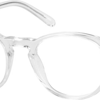 Translucent Round Eyeglasses #44224 | Zenni Optical Eyeglasses