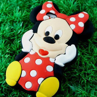 Candyspell — Minnie Mouse iPhone 5 Case
