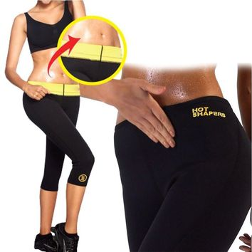 Hayoha 2017 new super stretch super women hot shapers Control Panties pant stretch neoprene slimming body shaper 6 size