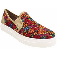 Milo Mexican Printed Slip-on Shoes
