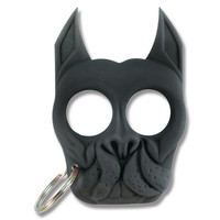 Personal Security Products Brutus Self Defense Keychain - Black - Default