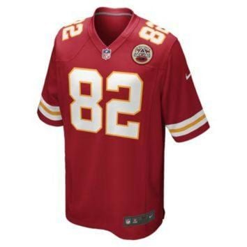 CREY2NO Nike NFL Kansas City Chiefs (Dwayne Bowe) Kids' Football Home Game Jersey
