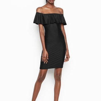 Ruffle Off-the-shoulder Dress - Victoria Sport - Victoria's Secret