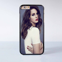 Lana del rey Plastic Case Cover for Apple iPhone 6 6 Plus 4 4s 5 5s 5c