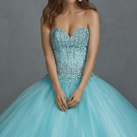 Allure Quinceanera Q400 Dress