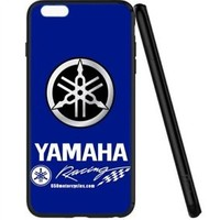 Top Selling Yamaha Racing Fit Case For iPhone 6 6+ 6s 6s+ 7 7+ 8 8+ Samsung Note
