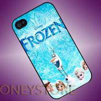 Frozen - Photo Print for iPhone 4/4s, iPhone 5/5C, Samsung S3 i9300, Samsung S4 i9500 Hard Case