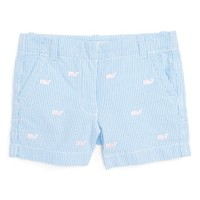 Vineyard Vines Whale Boulevard Shorts (Toddler Girls, Little Girls & Big Girls) | Nordstrom