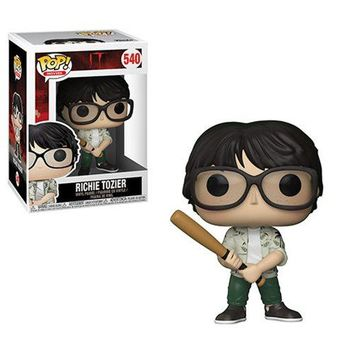 Richie Tozier with Bat Funko Pop! Movies It