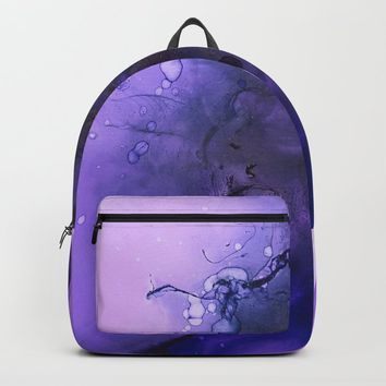 Sahasrara (crown chakra) Backpack by duckyb