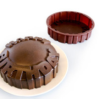Birthday Cake Mould (by Suck UK)