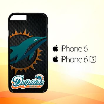 Miami Dolphins Z3158 iPhone 6|6S Case