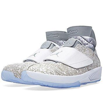 "Men's Jordan Air 20 ""Laser"" Basketball Shoes - 743991 100 Jordan 11"