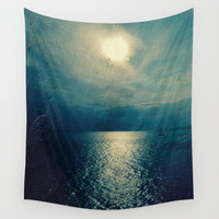 Sea of Dreams II Wall Tapestry by VanessaGF