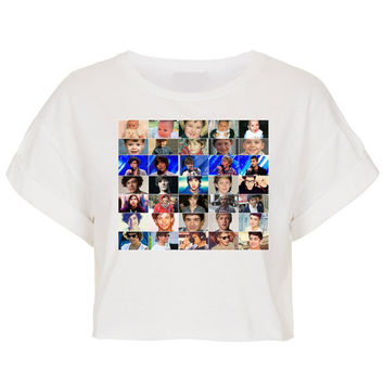 One Direction Through-The-Years Graphic Tee